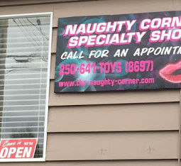 The Naughty Corner Specialty Shop