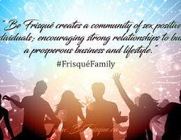 Be Frisqu? by Ronda