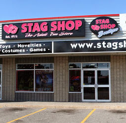 Stag Shop - Adult Sex Store