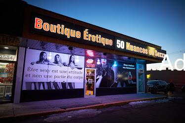 Boutique ?rotique Sex Shop 50 Nuances De Sexxx - Items for